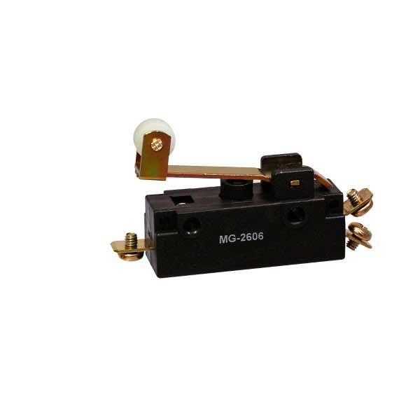 Micro Interruptor de Ação Rápida 20A - Haste Rígida c/ Rolete