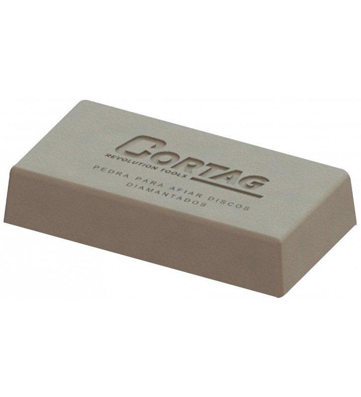 Pedra para afiação de discos diamantados - Cortag