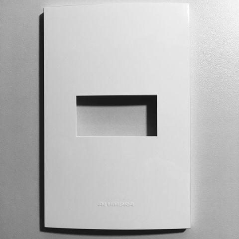 Placa com suporte 4x2 Inova Pro - Alumbra
