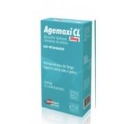 ANTIBIÓTICO AGENER AGEMOXI CL 50MG C/10 COMP