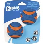 BOLA CHUCKIT ULTRA BALL M C/ 2UN