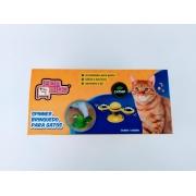 BOM AMIGO CAT DOUBLE DIVERSÃO C/ CATNIP