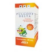 INSETICÍDA PULGOFF DELTA 30 ML