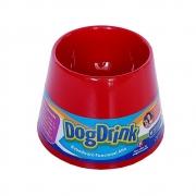 PET GAMES BEBEDOURO DOG DRINK P VERMELHO