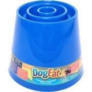PET GAMES COMEDOURO DOG EAT M AZUL