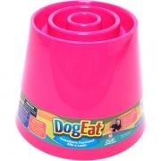 PET GAMES COMEDOURO DOG EAT M PINK