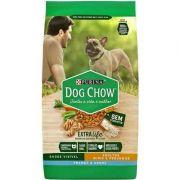 Ração Dog Chow Cão Adulto Raça Pequena Frango e Arroz