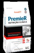 RAÇÃO PREMIER CÃO ADULTO NUTRIÇÃO CLÍNICA GASTROINTESTINAL RAÇAS MÉDIAS E GRANDES 10,1KG