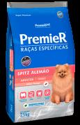 RAÇÃO PREMIER CÃO ADULTO SPITZ ALEMÃO 7,5KG