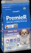 RAÇÃO PREMIER CÃO FILHOTE SHIH TZU 2,5KG