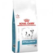 RAÇÃO ROYAL CANIN CÃO ADULTO VETERINÁRIA HYPOALLERGENIC SMALL DOG 7,5KG