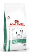 RAÇÃO ROYAL CANIN CÃO ADULTO VETERINARY DIET SATIETY SMALL DOG 1,5KG