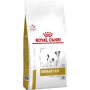 RAÇÃO ROYAL CANIN CÃO ADULTO VETERINÁRIA URINARY S/O SMALL DOG 7,5KG