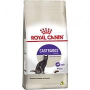 RAÇÃO ROYAL CANIN GATO ADULTO CASTRADO 400G