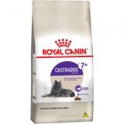RAÇÃO ROYAL CANIN GATO ADULTO CASTRADO 7+ 4KG