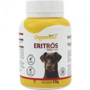 SUPLEMENTO ORGANNACT ERITROS DOG 18G C/ 30 TABS