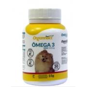 SUPLEMENTO ORGANNACT OMEGA 3 DOG 500MG C/30 TABS