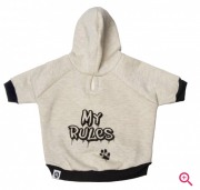 YO DOG MOLETOM MY RULES - BIG 2