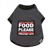 YO DOG T-SHIRT FOOD PLEASE - EG