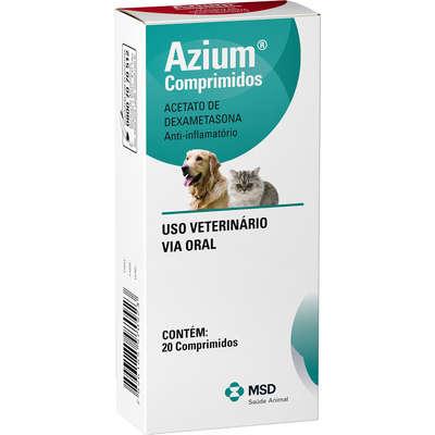 ANTI-INFLAMATÓRIO MSD AZIUM C/ 20 COMP