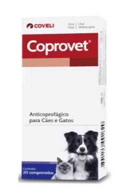 ANTICOPROFÁGICO COVELI COPROVET C/20 COMP