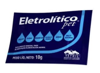 ELETROLITICO VETNIL PET SACHÊ 10G