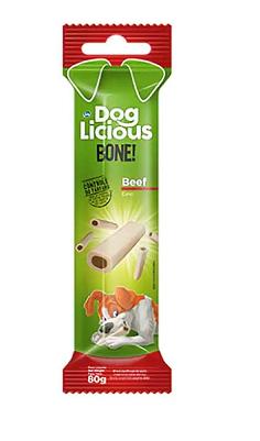 EQUILIBRIO DOG LICIOUS BONE BACON 80G