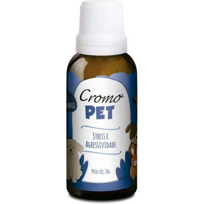 FLORAL CROMO PET STRESS E AGRESSIVIDADE