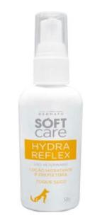 HIDRATANTE PET SOCIETY SOFT CARE HYDRA REFLEX 50G