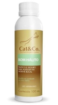 MUNDO ANIMAL CAT & CO BOM HÁLITO 100 ML