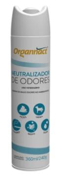 ORGANNACT NEUTRALIZADOR DE ODORES 400ML