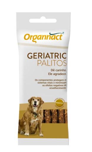 PALITO ORGANNACT GERIATRIC 160G