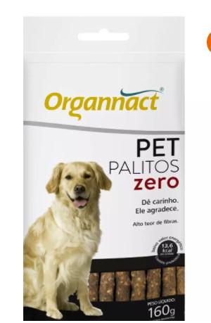 PALITO ORGANNACT PALITO PET ZERO 160G