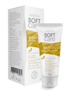 PET SOCIETY SOFT CARE DENTAL GUARD SPECIAL CARE 60G