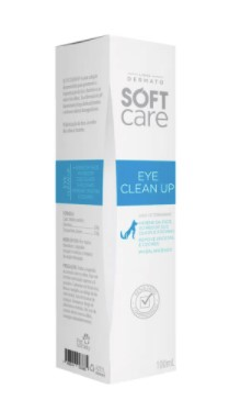 PET SOCIETY SOFT CARE EYE CLEAN UP 100ML