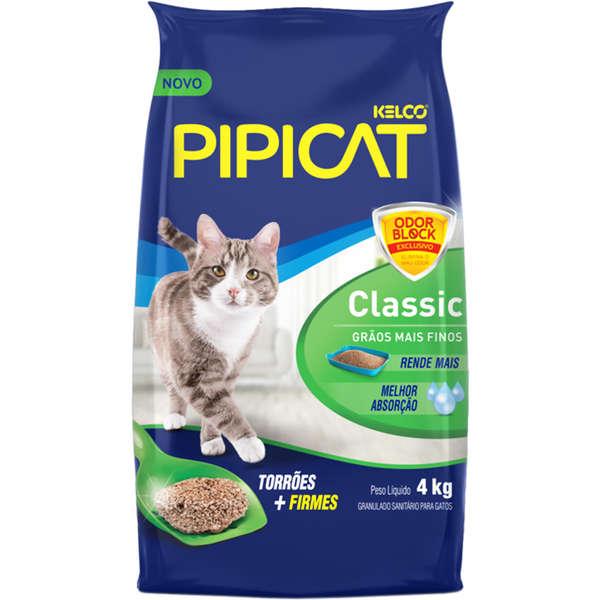 PIPICAT AREIA CLASSIC 4KG