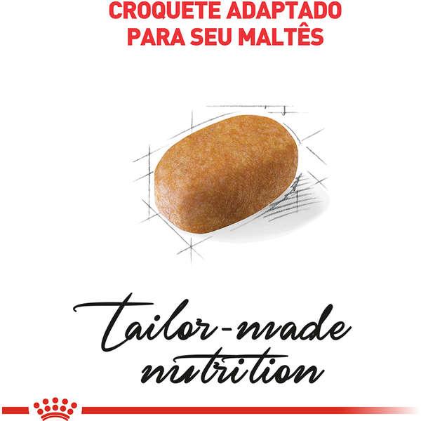 RAÇÃO ROYAL CANIN CÃO ADULTO MALTÊS 1KG