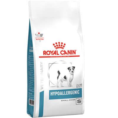 RAÇÃO ROYAL CANIN CÃO ADULTO VETERINARY DIET HYPOALLERGENIC SMALL DOG 2KG
