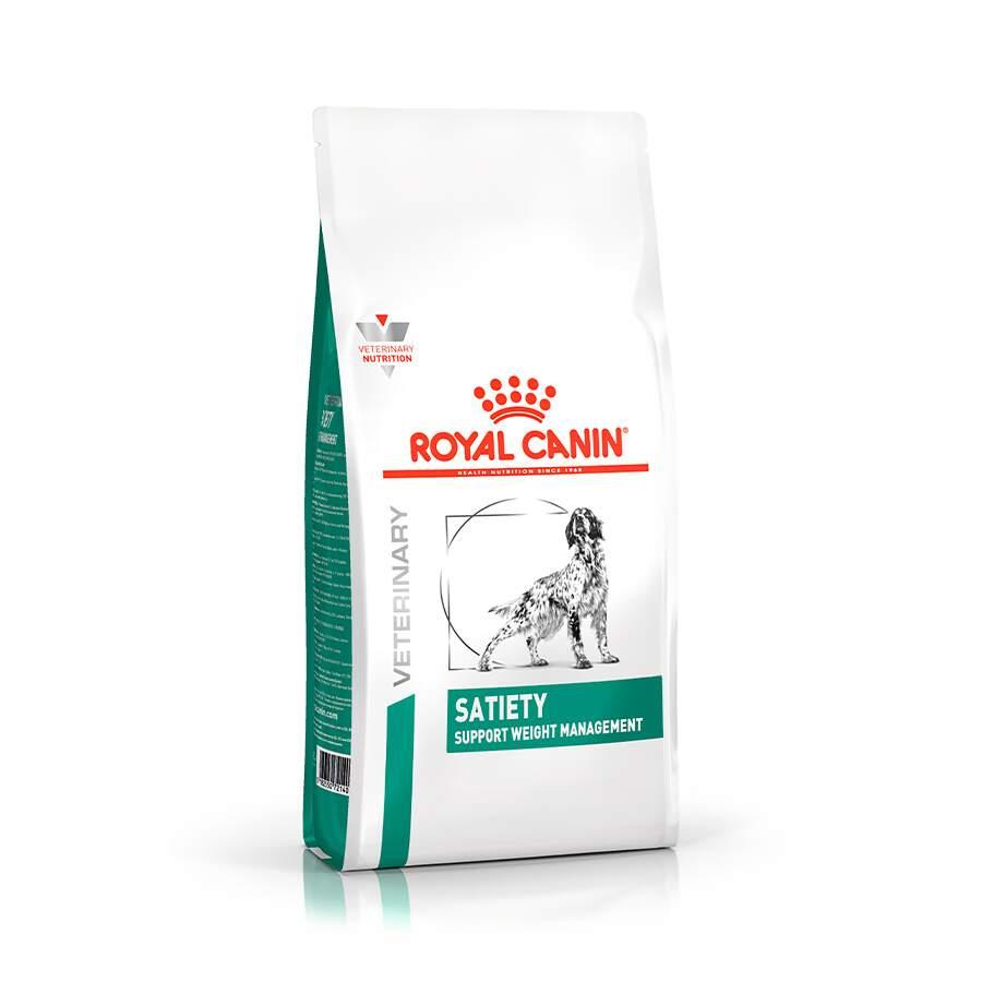 RAÇÃO ROYAL CANIN CÃO ADULTO VETERINÁRIA SATIETY 1,5KG