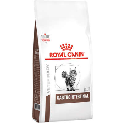 RAÇÃO ROYAL CANIN GATO ADULTO VETERINARY DIET GASTRO INTESTINAL 1,5KG