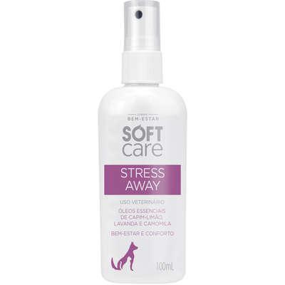 SPRAY RELAXANTE PET SOCIETY SOFT CARE STRESS AWAY 100ML
