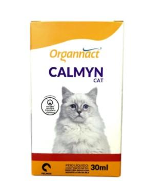 SUPLEMENTO ORGANNACT CALMYN CAT 30ML
