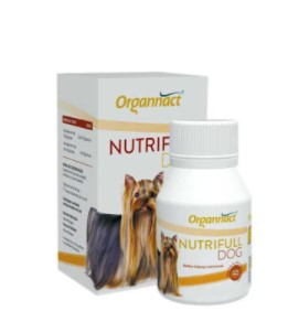 SUPLEMENTO ORGANNACT NUTRIFULL DOG 30ML