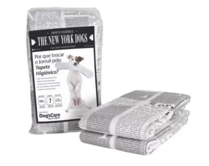 THE NEW YORK DOG TAPETE HIGIENICO C/7UN