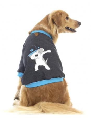 YO DOG MOLETOM DAB DOG - GG