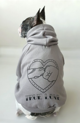 YO DOG MOLETOM TRUE LOVE - GG