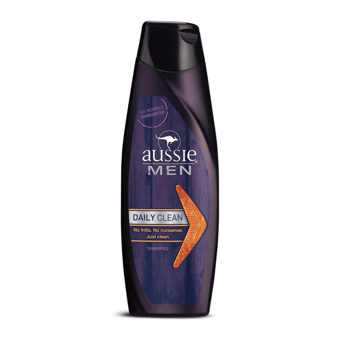 Shampoo Limpeza Diária Daily Clean (400ml) | Aussie Men