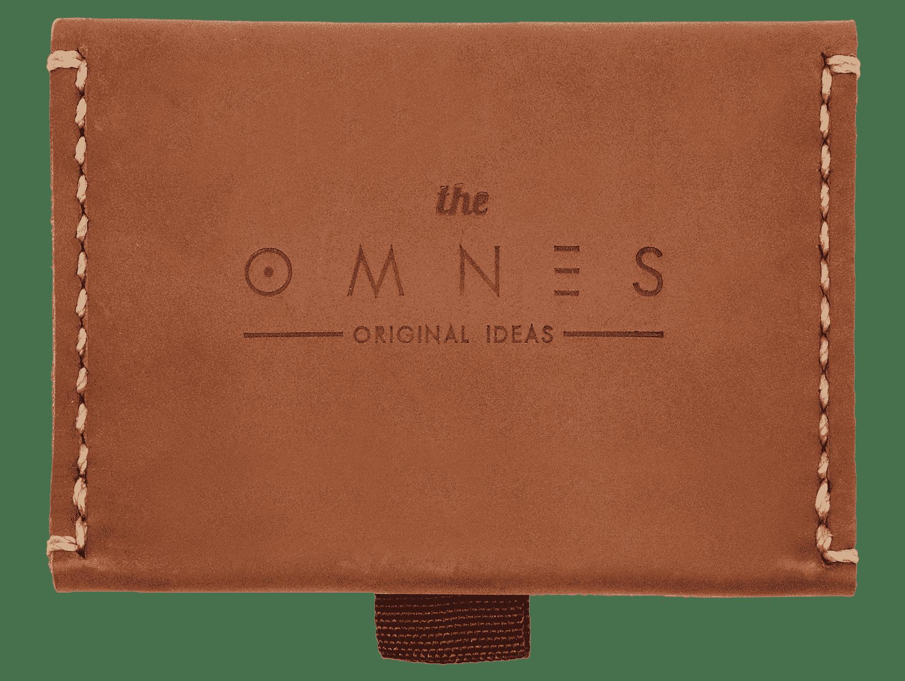 "Carteira ""Miura"" Speed Wallet - Whisky | The Omnes Original Ideas"
