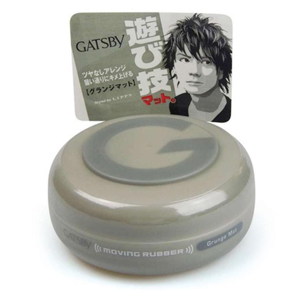 Cera Grunge Mat 80G | Gatsby