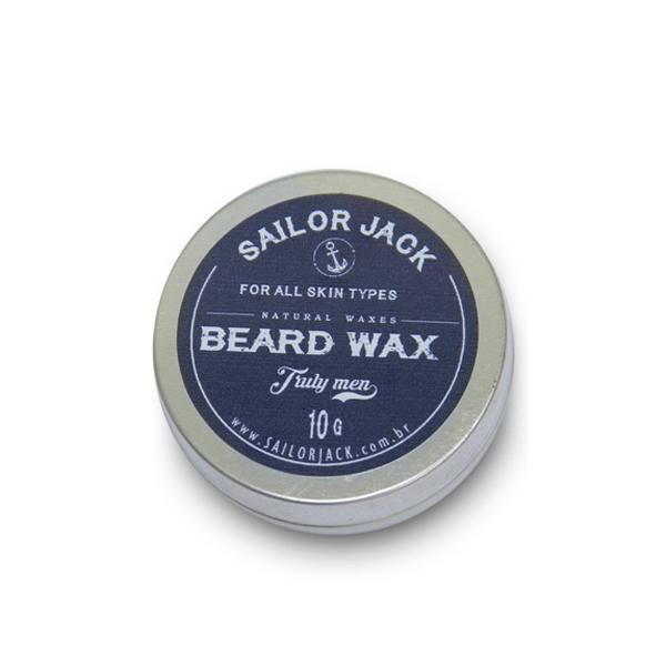 Cera Para Barba - Linha Montedor 10g | Sailor Jack